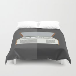 An homage to the Braun SK 4 Duvet Cover