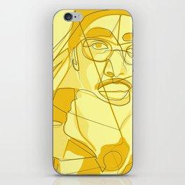 Oddisee iPhone Skin