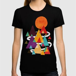 Let's visit the mountains T-shirt