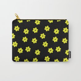 small yellow bib flowers Carry-All Pouch