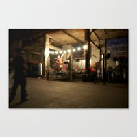 band Canvas Prints featuring Band by pMWd
