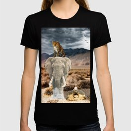 Who's the King ? by GEN Z T-shirt