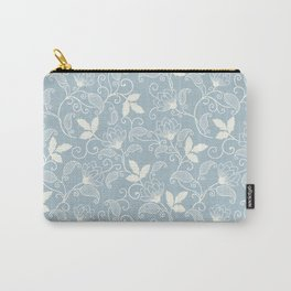 flower seamless Carry-All Pouch