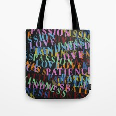 Love #2 Tote Bag