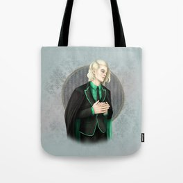A Study In Green Tote Bag
