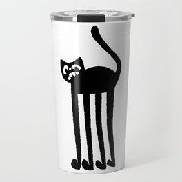 Catty long Legs Travel Mug