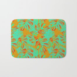 Leaf fall II Bath Mat