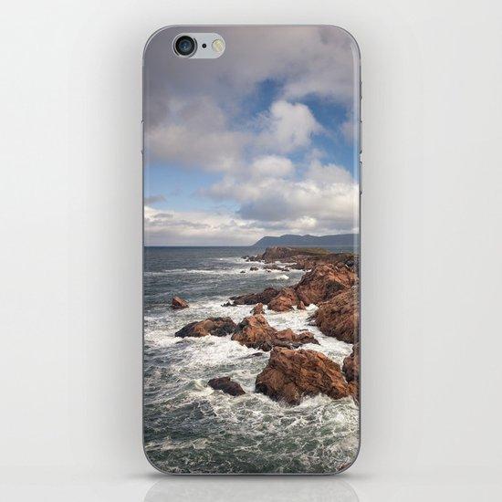 White Point iPhone & iPod Skin