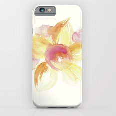 Sunflower Watercolor iPhone 6s Slim Case