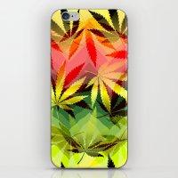 marijuana iPhone & iPod Skins featuring Marijuana by SpecialTees