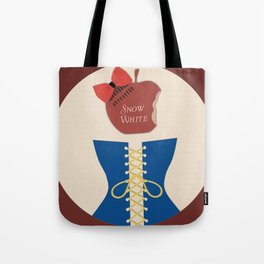 The Original Story: Snow White Tote Bag
