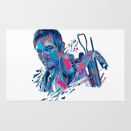 Daryl Dixon // OUT/CAST Rug
