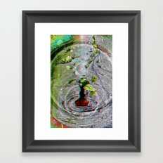 Little°Big^Tree Framed Art Print