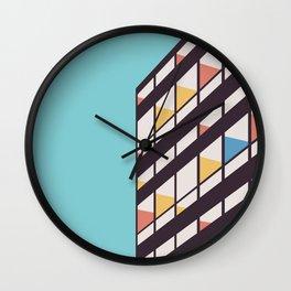 Le Corbusier Wall Clock