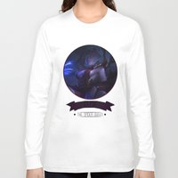 league of legends Long Sleeve T-shirts featuring League Of Legends - Elise by TheDrawingDuo