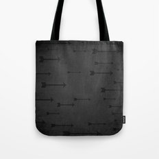 Loxley in Onyx - Arrows Tote Bag