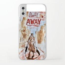 Bloodborne Clear iPhone Case