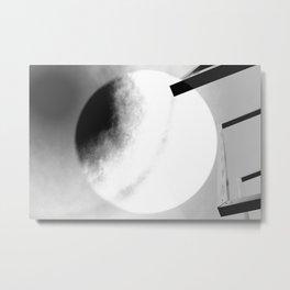 unkind solar structure Metal Print