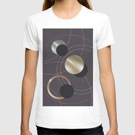 Golden Eclipses T-shirt