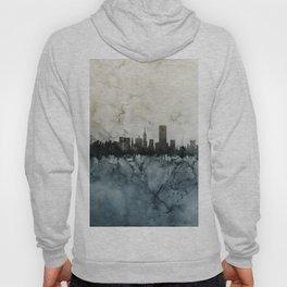 San Francisco City Skyline Hoody