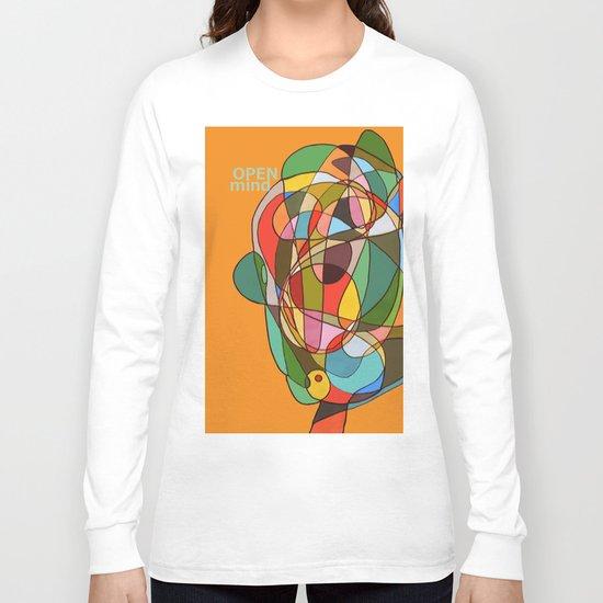 open mind Long Sleeve T-shirt