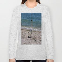 Wishin' I Was Fishin' Long Sleeve T-shirt