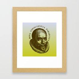Bona Framed Art Print