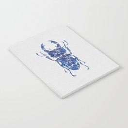 Blue Beetle III Notebook
