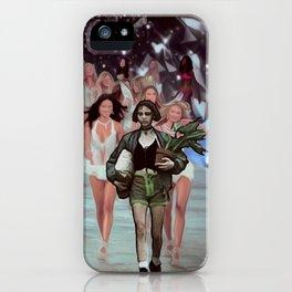 Matilda`s Secret. iPhone Case