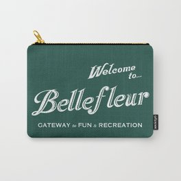 Welcome to Bellefleur Carry-All Pouch