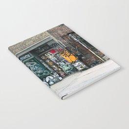 Walking Down the Street Notebook