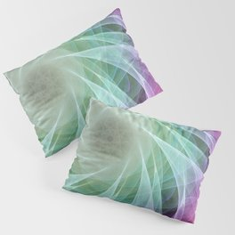 Whirlpool Diamond 2 Computer Art Pillow Sham