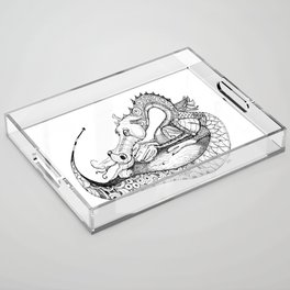 Dragon Eggs Acrylic Tray