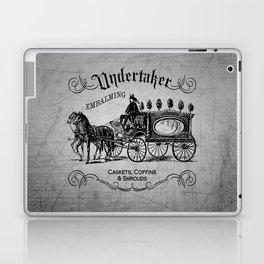 Vintage Style Undertaker Laptop & iPad Skin