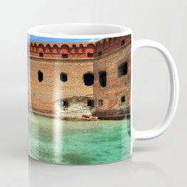 World Famous Dry Tortugas National Park Fort Jefferson Key West Florida United States Ultra HD Coffee Mug
