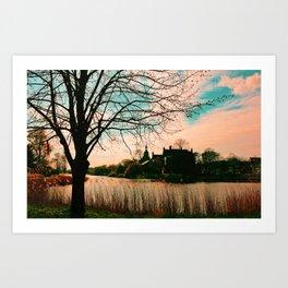 Stralsund Art Print