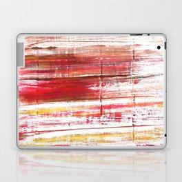 Lavender blush abstract watercolor Laptop & iPad Skin