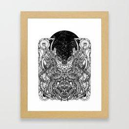 Amorphosis Framed Art Print