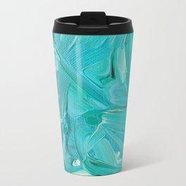 Mint Swirl Travel Mug