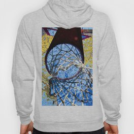 Basketball Art Street Design Hoody