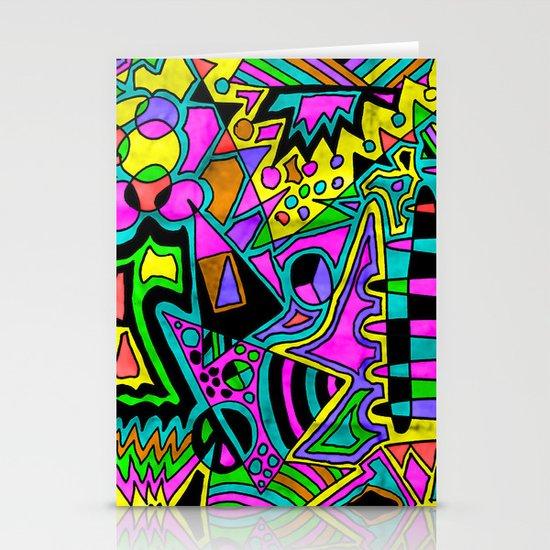 Cowabunga! Stationery Cards