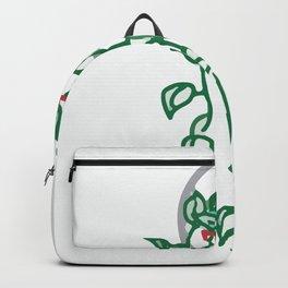 leafy boi pathos Backpack