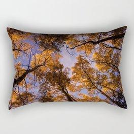 Tree Canopy Rectangular Pillow