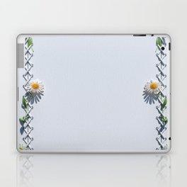 Fashion Meets Nature Laptop & iPad Skin