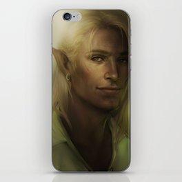 Dragon Age - Zevran iPhone Skin