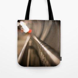 Mirada abstracta Tote Bag