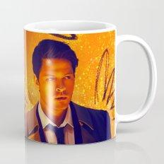 Good & Bad - Supernatural - Castiel Crowley Mug