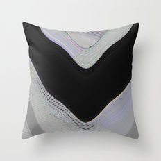 Lady Parts Throw Pillow