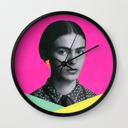 Modern Frida Wall Clock
