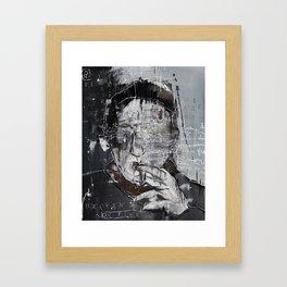 Heaven On Fire  Framed Art Print